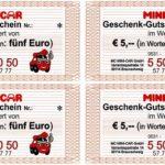 minicar-gutscheine